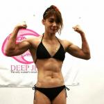 柔道で鍛えた渡辺華奈の筋肉を見よ 総合格闘技を始めたきっかけは?